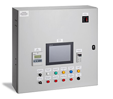 Combustion Control Panel Enclosure