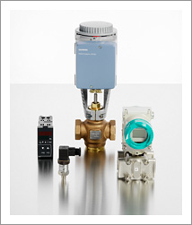 Siemens Electronic Modulating Feed Water Level Control System