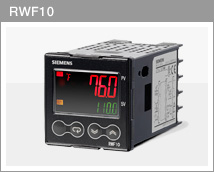 Industrial Combustion Boiler Controller Controls Siemens RWF10