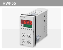 RWF 55 Siemens ACS411 Software Combustion Controls